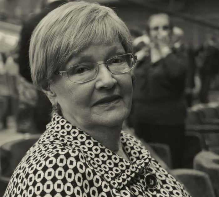 Нина Павловна Гребешкова