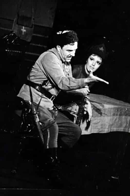 Михаил Ульянов в театре