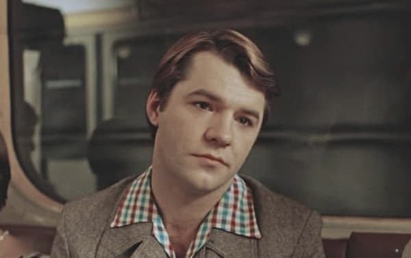 Александр Фатюшин в молодости