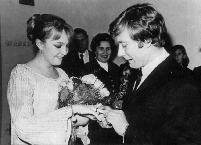Екатерина Градова - свадьба с Мироновым