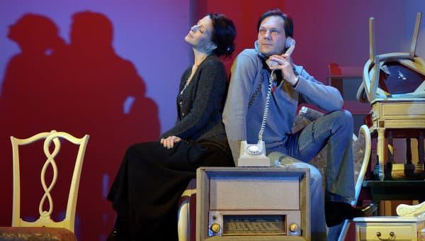 Евгения Крюкова в театре