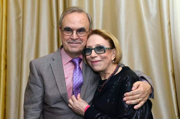 Инна Чурикова с мужем
