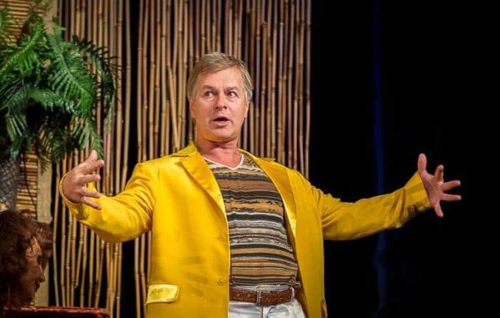 Игорь Ливанов в театре