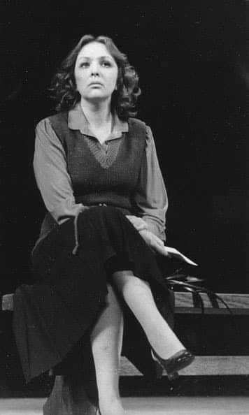 Наталья Тенякова в театре