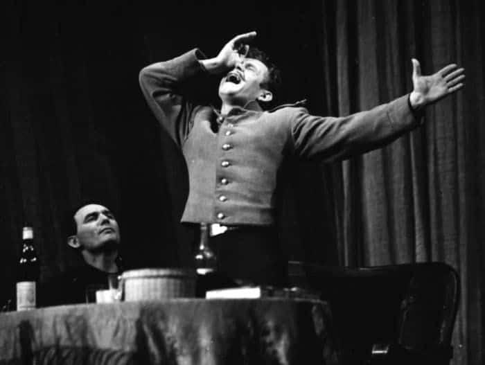 Валерий Носик в театре
