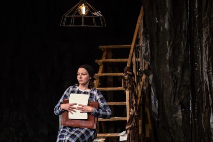 Евгения Добровольская в театре