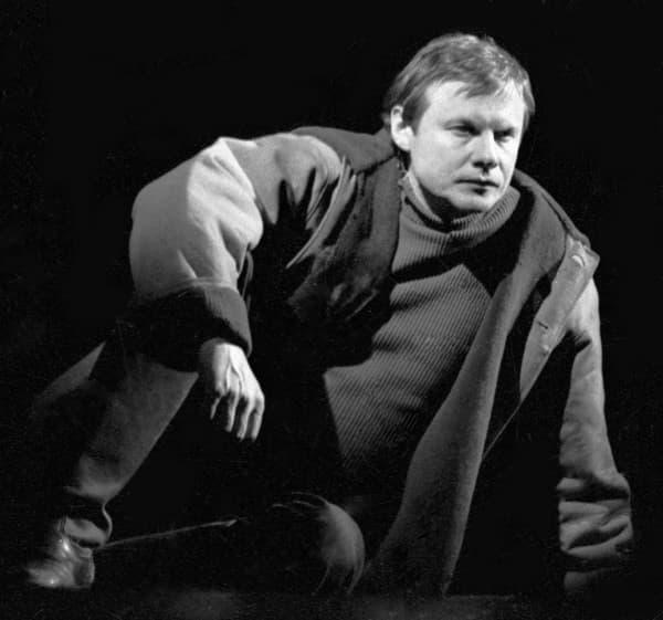 Виталий Соломин в театре