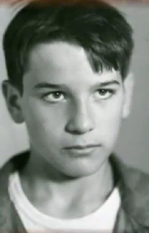 Ярослав Бойко в детстве