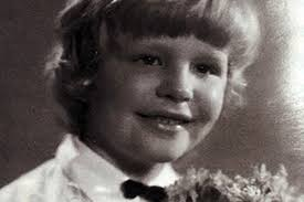 Сергей Юшкевич в детстве