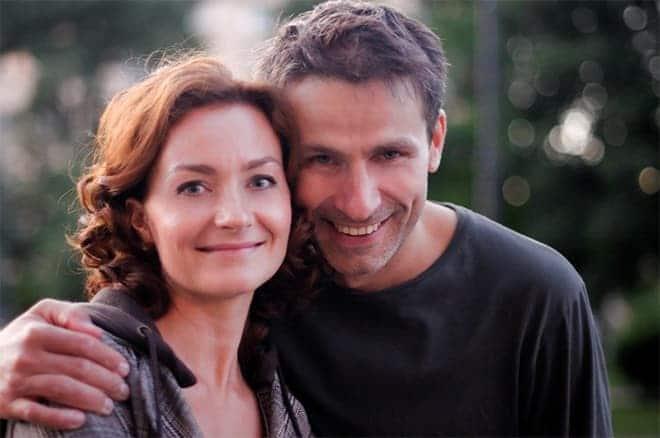 Илья Шакунов с женой