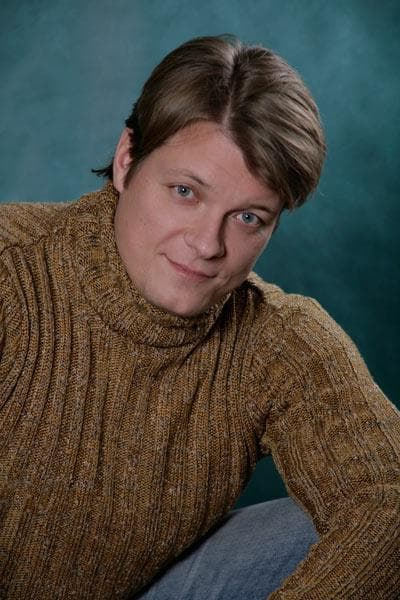 Алексей Моисеев в начале карьеры