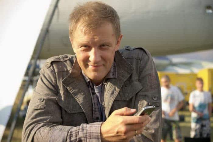 Сергей Борисович Горобченко