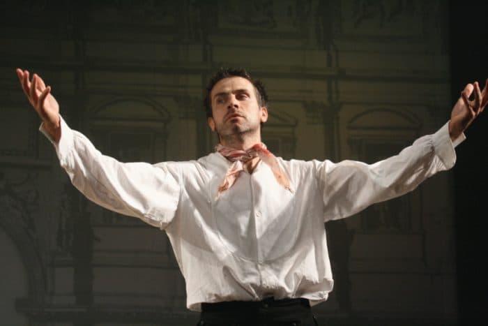 Илья Шакунов в театре
