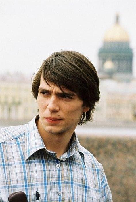 Павел Дмитриевич Баршак