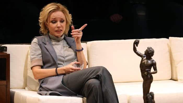 Марина Зудина в театре