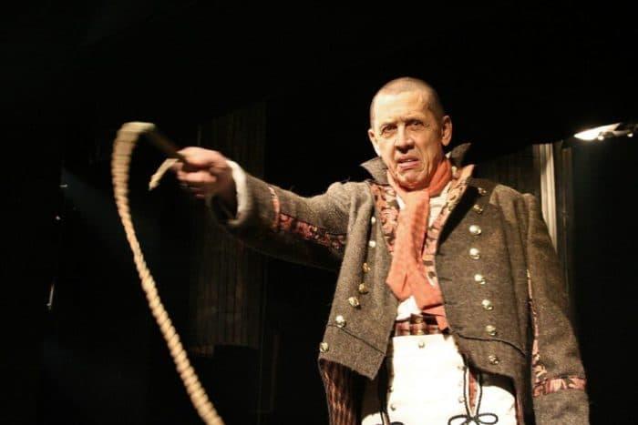 Валерий Золотухин в театре