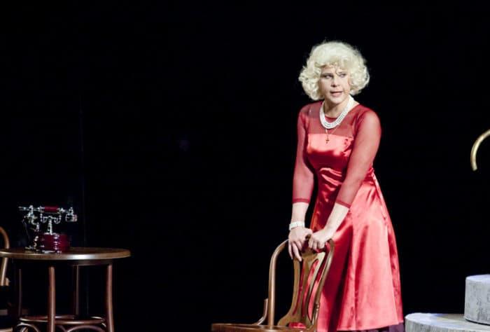 Татьяна Догилева в театре
