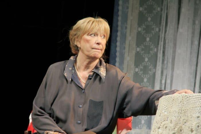Екатерина Васильева в театре