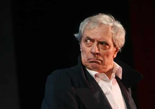 Александр Лазарев старший в театре
