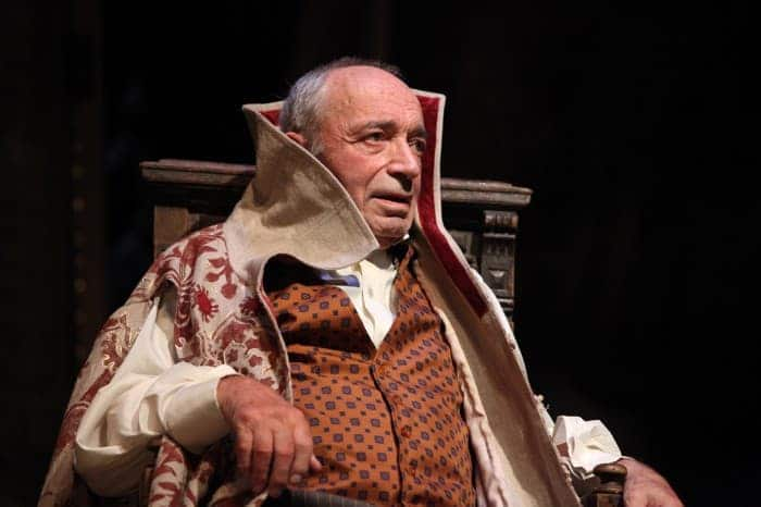 Валентин Гафт в театре