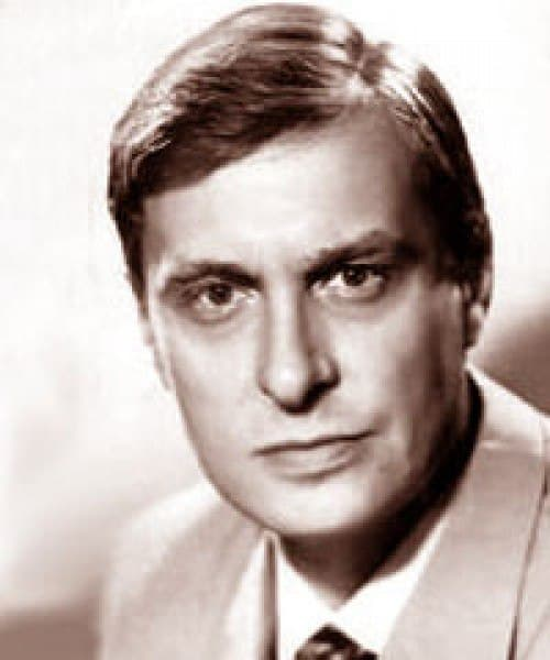 Олег Басилашвили в молодости
