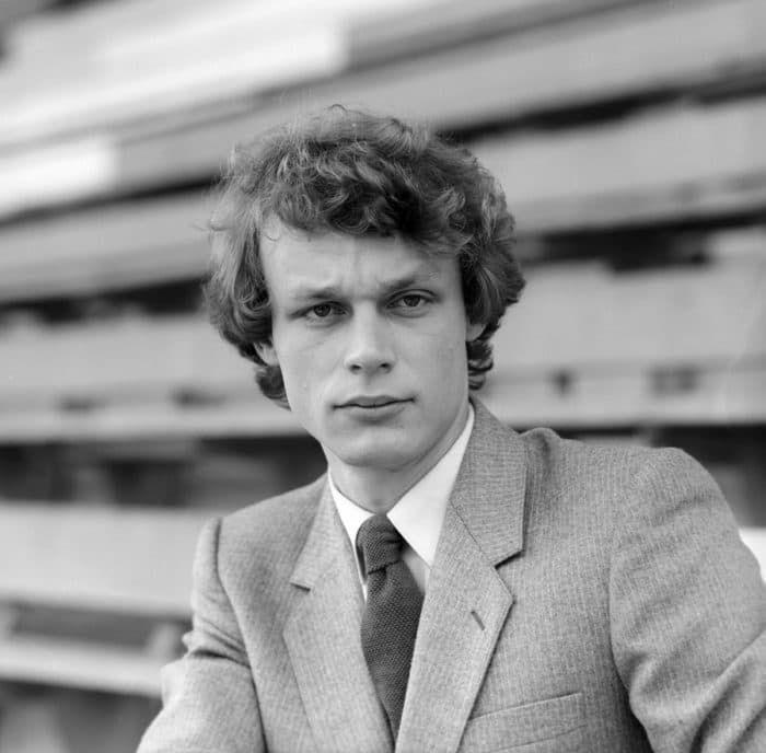 Сергей Жигунов в молодости
