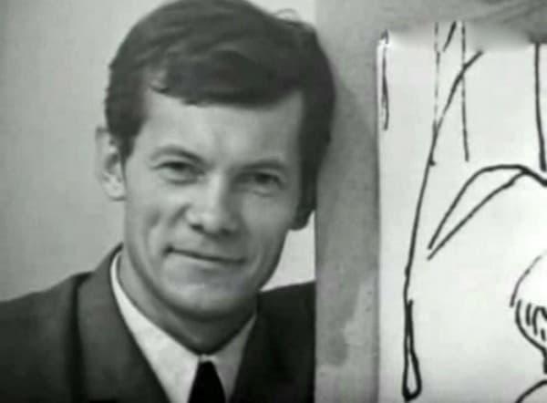 Михаил Жигалов в молодости