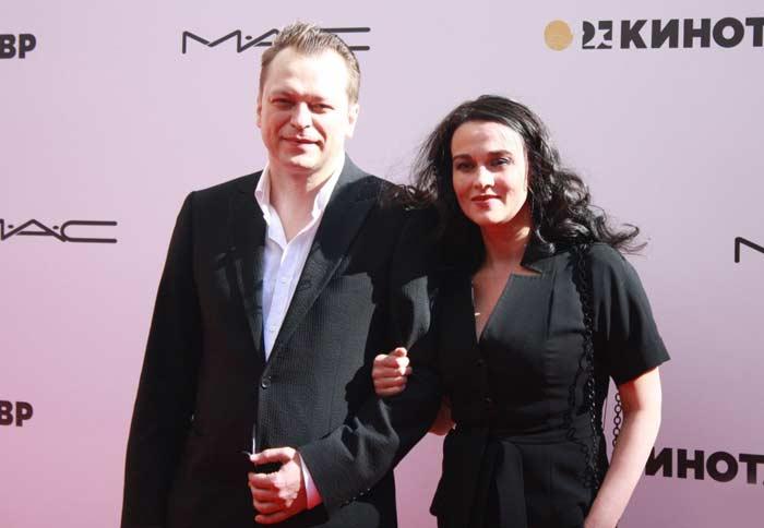 Анатолий Кот с женой