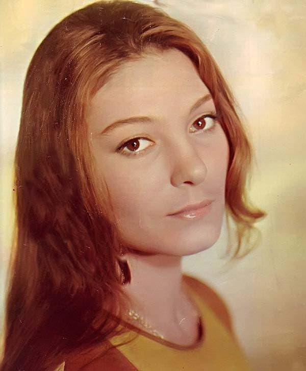 Наталья Бондарчук в молодости