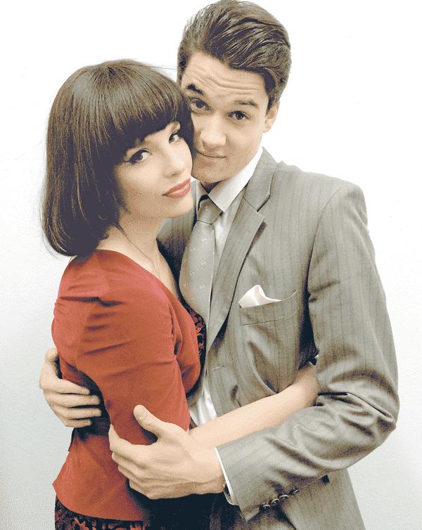 Иван Жвакин с женой