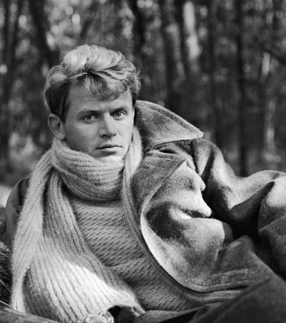 Сергей Никоненко в молодости