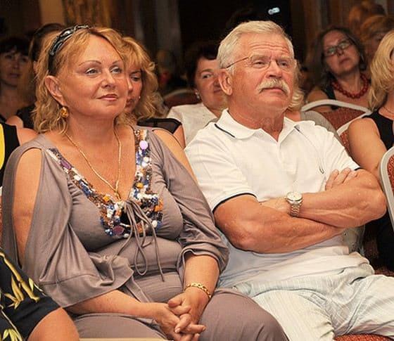 Сергей Никоненко с женой