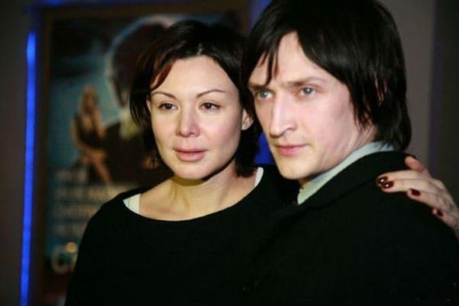 Юрий Чурсин с женой