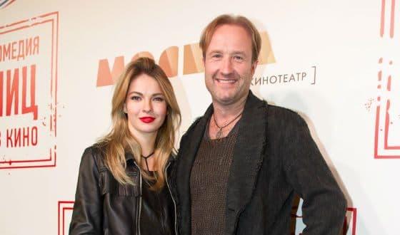 Наталья Бардо с мужем