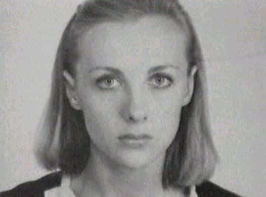 Елена Яковлева в юности