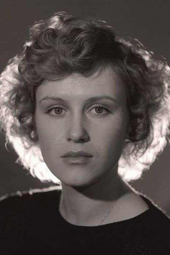 Ирина Розанова в молодости