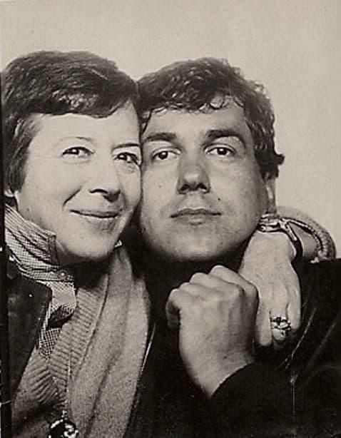 Эльдар Рязанов и Нина Скуйбина