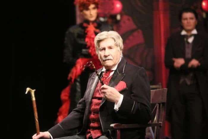 Владимир Зельдин в театре