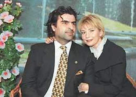 Татьяна Веденеева и ее муж Юрий Бегалов