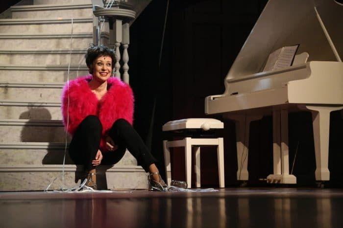 Нонна Гришаева в театре