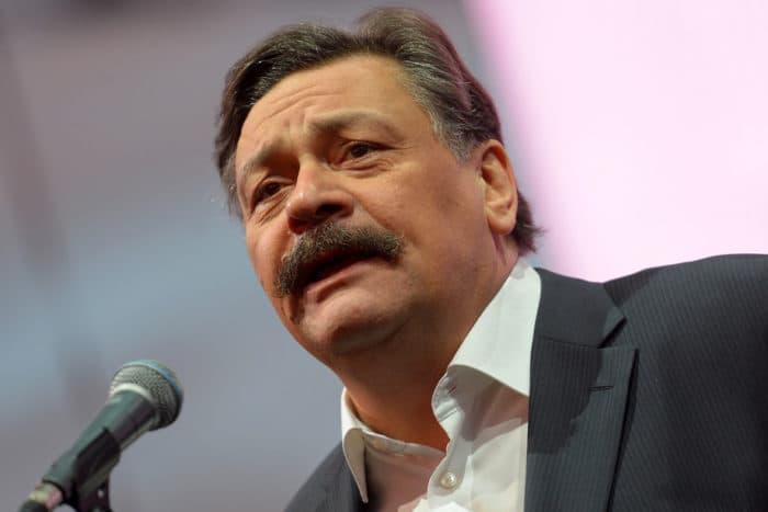Дмитрий Назаров в 2018 году