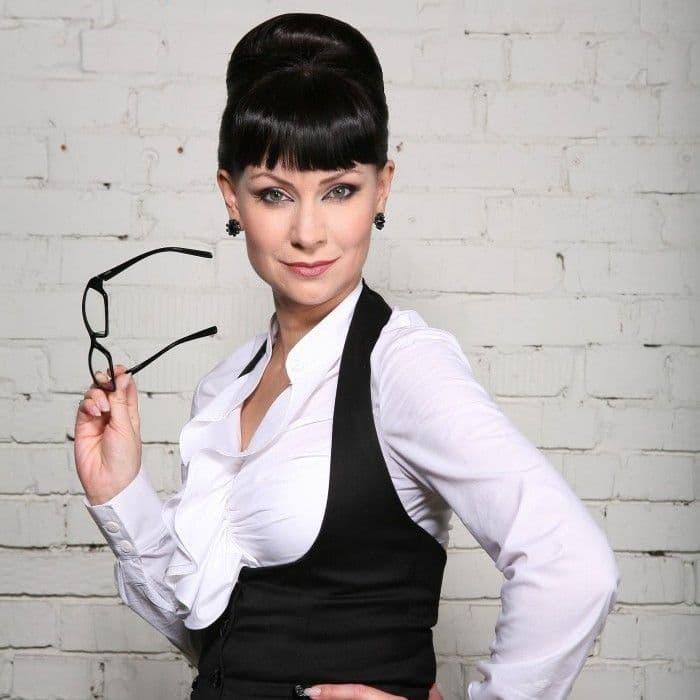 Нонна Гришаева в 2018 году