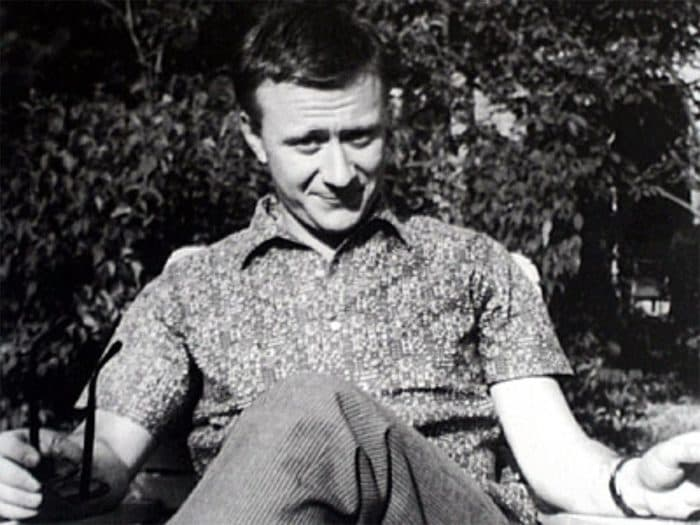 Молодой Андрей Миронов