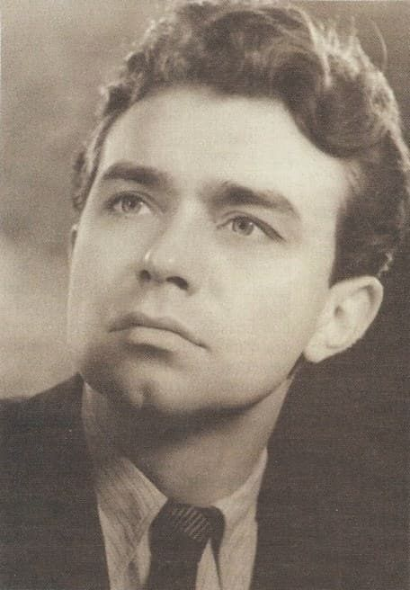 Михаил Кузнецов в молодости