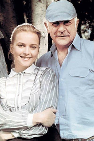 Наталья Вавилова и ее муж Самвел Гаспаров