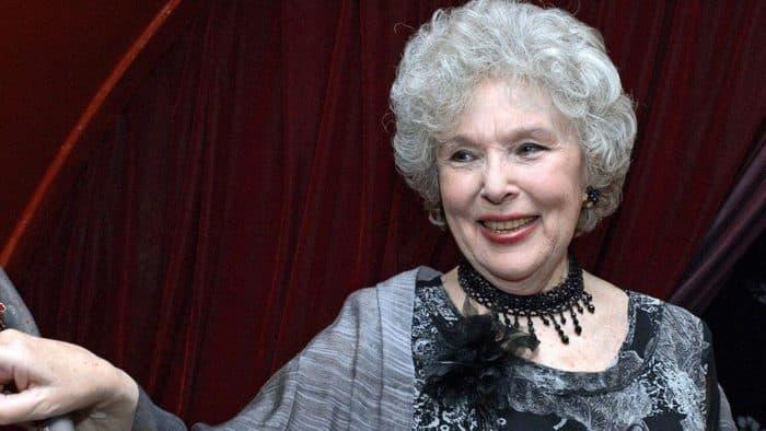 Вера Васильева в 2018 году. Поздравления с 93 летием