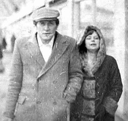 Анастасия Иванова с мужем Борисом Невзоровым
