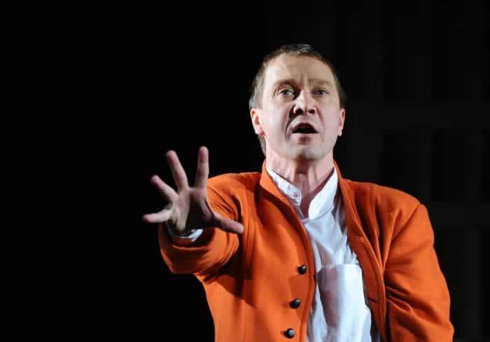 Евгений Миронов в театре
