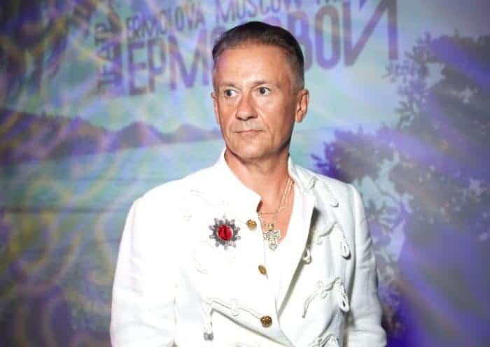 Олег Меньшиков в 2018 году