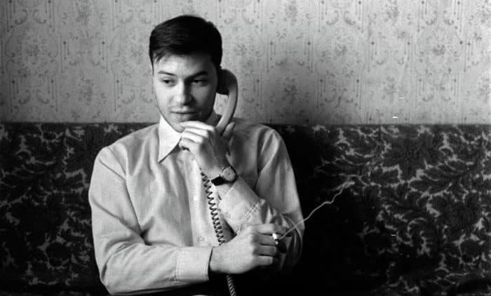 Федор Бондарчук в молодости